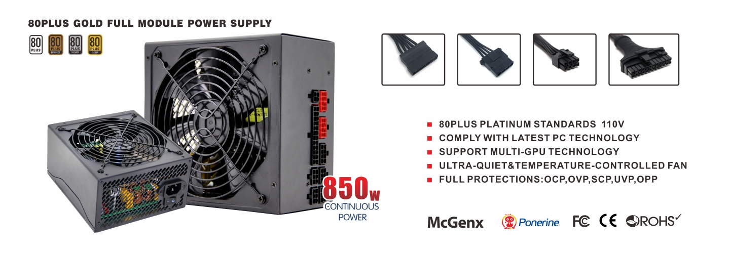 atx Power Supply 500W